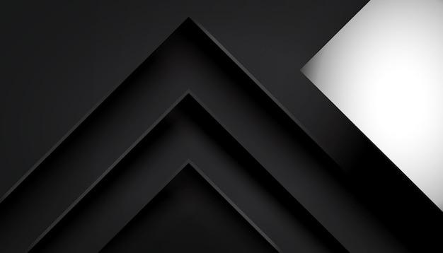 Prosty geometryczny kształt warstwy
