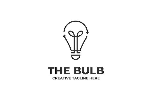 Prosty pomysł na technologię żarówek logo firmy