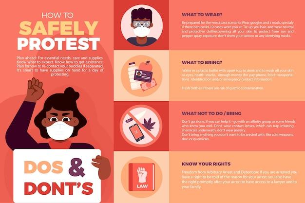 Protestować bezpiecznie