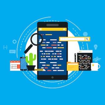 Prototypowanie i testowanie api dla smartfonów