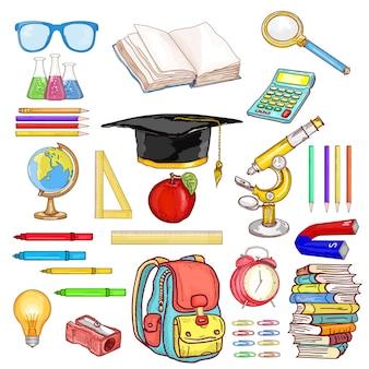 Przedmioty edukacyjne