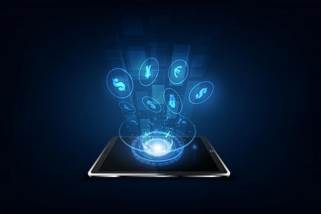 Przelew międzynarodowy, płatność za pomocą smartfona za pomocą smartfona