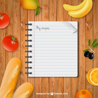 Przepisy notebook