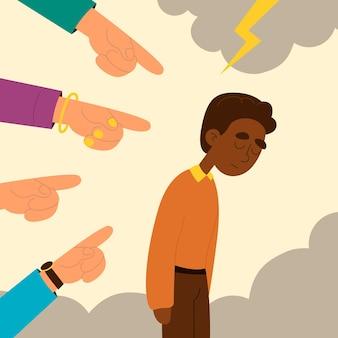 Przestań koncepcja rasizmu