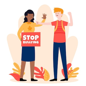 Przestań prześladować ludzi protestujących