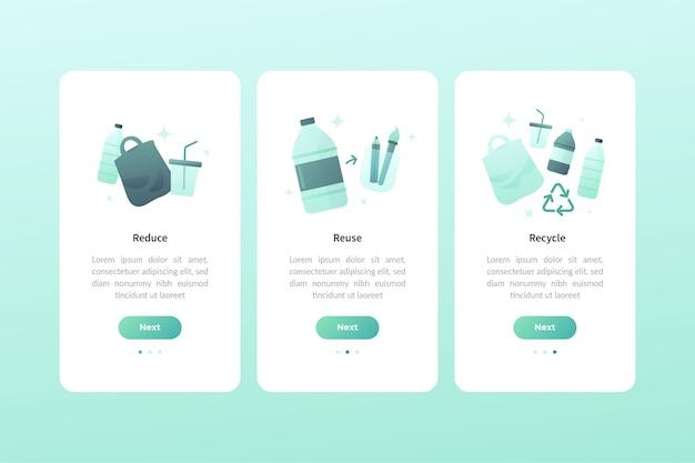 Przetwarzaj ekrany aplikacji wbudowanych