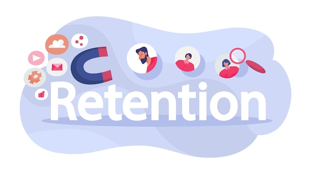 Przyciągnij odbiorców jako strategia marketingowa. wzrost ruchu.