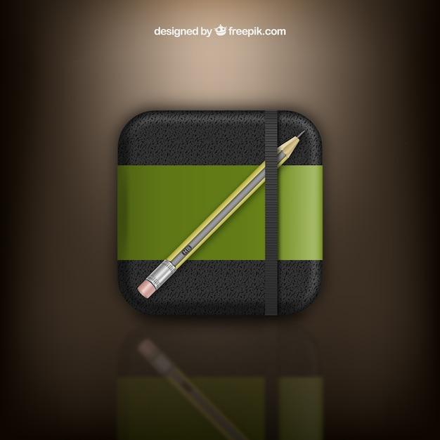 Przycisk notebook