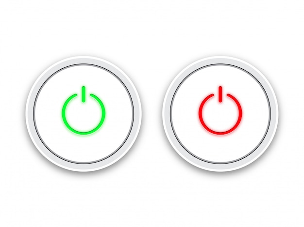 Przycisk włączania i wyłączania funkcji ikona.