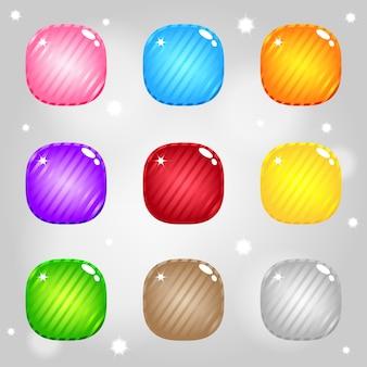 Przyciski kolorów
