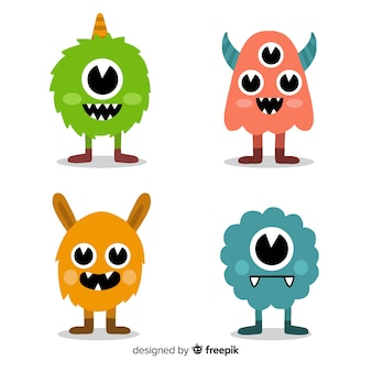 Przyjazne potwory