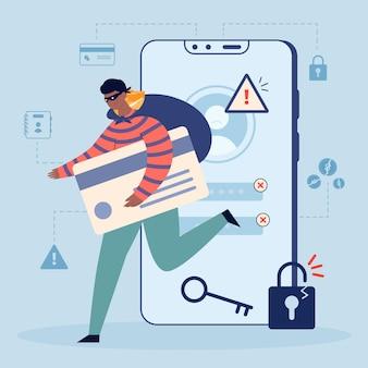 Przykłady kradzieży danych