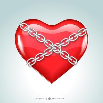 Przykuty serca