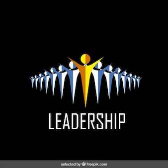 Przywództwo logo