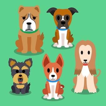 Psy z kreskówek