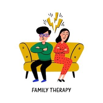Psychologia. terapia rodzinna.