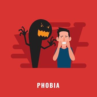 Psychologiczne zaburzenie fobii