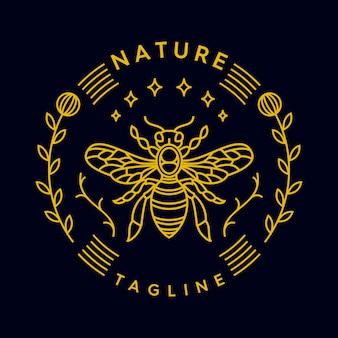 Pszczoła monolina