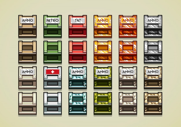 Pudełka 3d do gier wideo