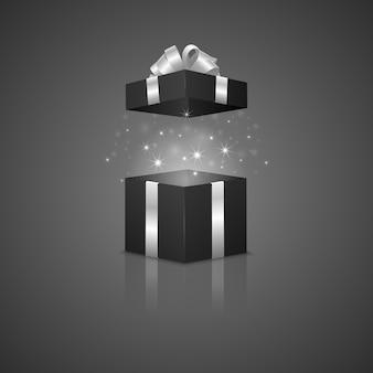 Pudełko z efektem magii