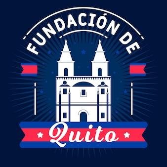 Punkt orientacyjny fundación de quito