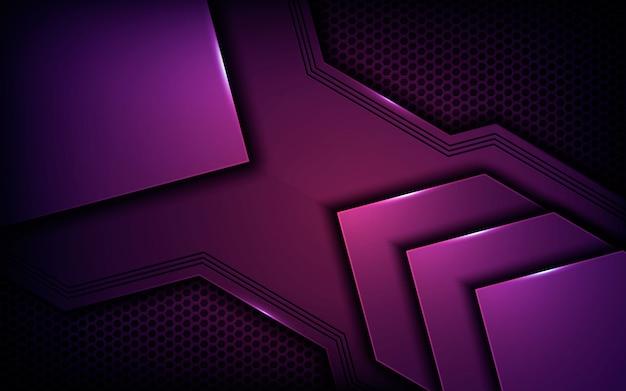Purpurowy abstrakcjonistyczny wymiar tekstury tło