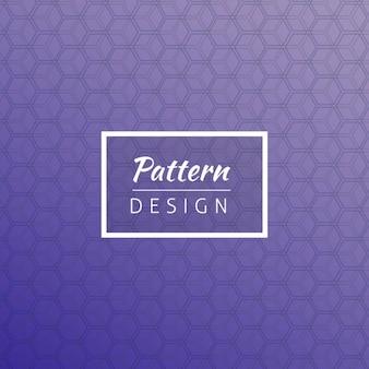 Purpurowy pattern design