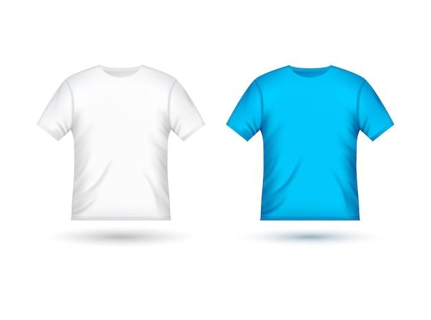 Pusta koszula szablon odzież moda