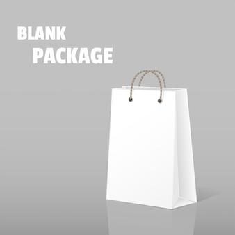 Pusta torba na zakupy