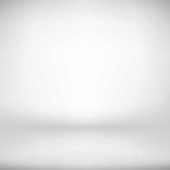 Puste białe studio tło wnętrze w wektorze eps 10