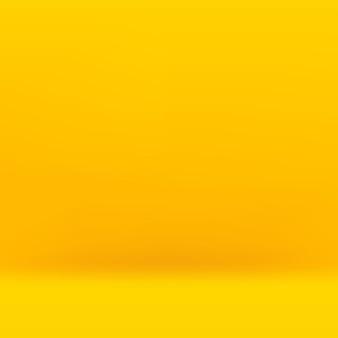 Pusty kolor żółty z gradientem