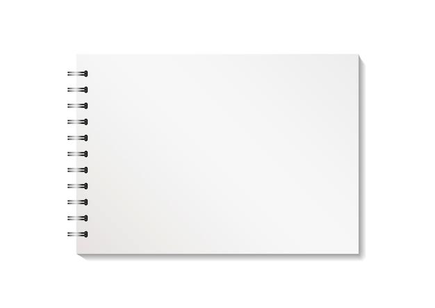 Pusty notatnik