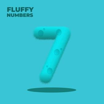 Puszysty gradient numer siedem
