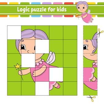 Puzzle dla dzieci.