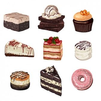 Pyszne ciasta