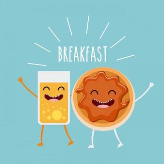 Pyszne i odżywcze śniadanie