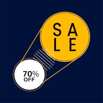 Rabat 70% na sprzedaż