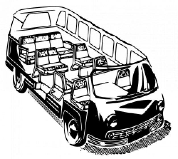 Raf 977d minivan