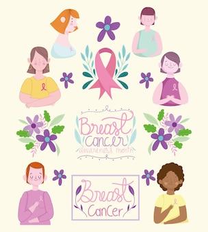 Rak piersi i kobieta