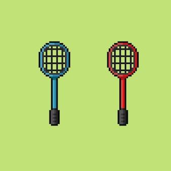Rakieta w innym kolorze w stylu pixel art
