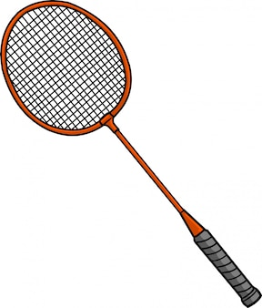 Rakietka do badmintona