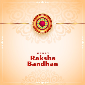 Raksha bandhan festiwal tło uroczystości