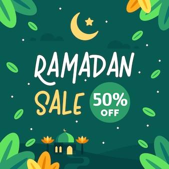 Ramadan szablon transparent sprzedaż