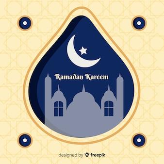 Ramadan w tle