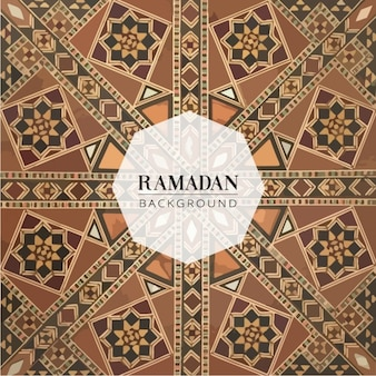 Ramadan wzór tła
