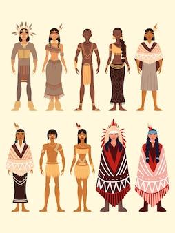 Rdzenni rdzenni mieszkańcy