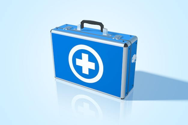 Realistyczna apteczka pierwszej pomocy