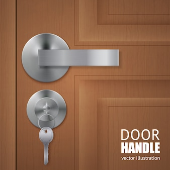Realistyczna blokada drzwi