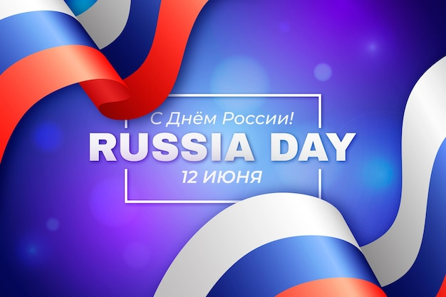 Realistyczna koncepcja dnia rosji
