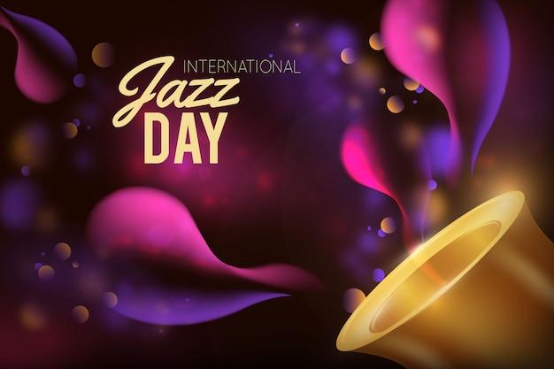Realistyczna koncepcja międzynarodowego dnia jazzowego